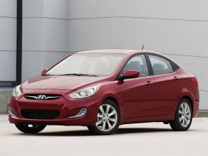Hyundai Accent Sedan 2011 года